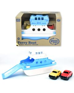 Green Toys™  Ferry Boat with Cars